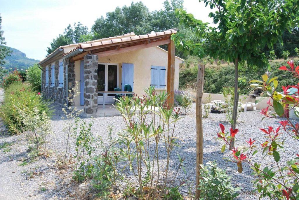 location du gîte le Mas 1 le Centenier, les gîtes Gaillard en Ardèche verte