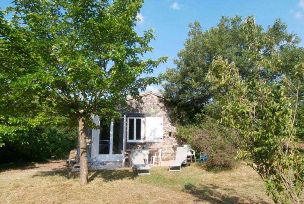 location du gîte La Grange de la Vialette, les gîtes Gaillard en Ardèche verte