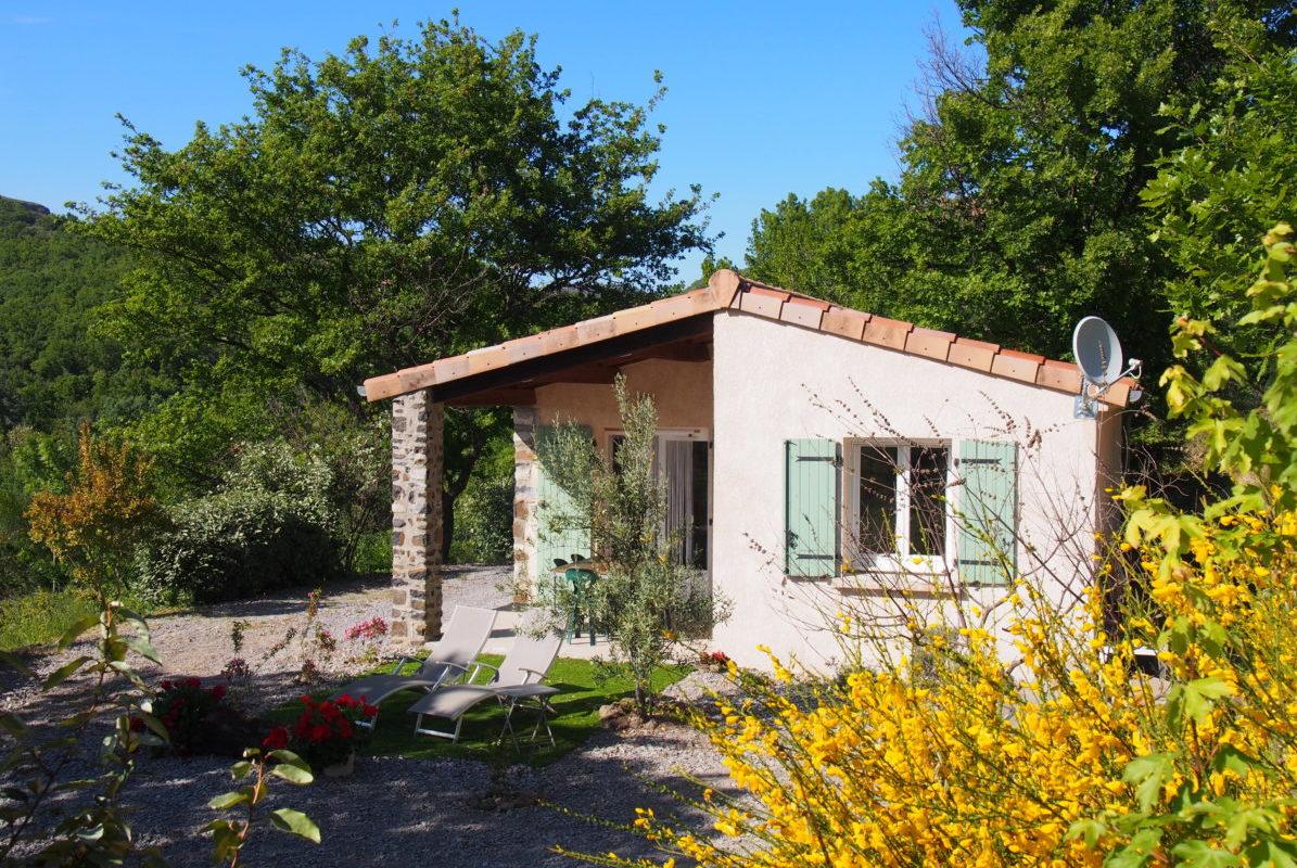 location du gîte le Mas 2 le Centenier, les gîtes Gaillard en Ardèche verte